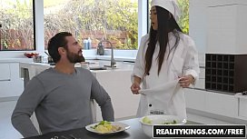 RealityKings - 8th Street Latinas - Spicy Chef starring Charles Dera and Lexy Bandera