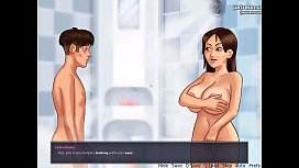 Gorgeous Milf adult breastfeeding l My sexiest gameplay moments l Summertime Saga[v0.18] l Part #10