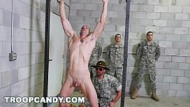 Gay Drill Sergeant Gives...