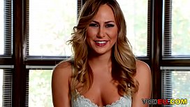 Carter Cruise tries anal...