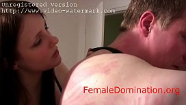 Young German mistress with...