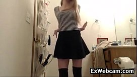 Naughty teen Girl Getting...
