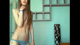 Beautiful Innocent Teen Does Sexy Strip Tease- 457cams.com