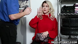 Kit Mercer is a MILF shoplifter that enjoys getting fucked with the cops everytime she got into trouble.