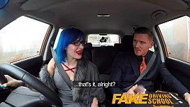 Fake Driving School Anal...