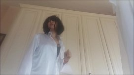 Mom has found her panties hidden among your things, my son. You used them to sniff and masturbate, right?