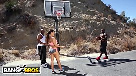BANGBROS - Interracial Love and...