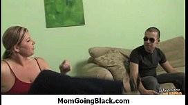 Wife and mom fucks a big black dick 32