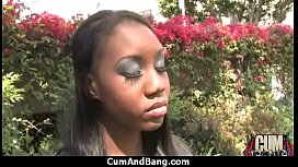 Black African Teens Fucked In Group Sex Party 16