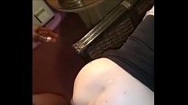 SubWife pussy stretched by big black cock