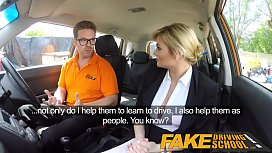 Fake Driving School Posh...