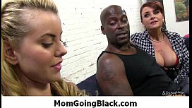 My mommy fucked by my best black friend 10