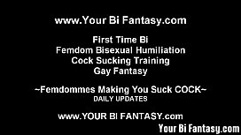 I know all about your little bisexual secret