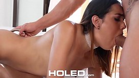 HOLED First anal fuck...