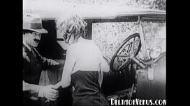 Very Early Vintage Porn - 1915