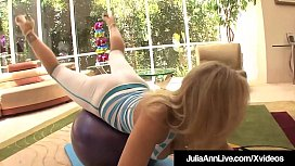 Milf Julia Ann Orgasms...