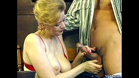 Granny Loves Big Cock...