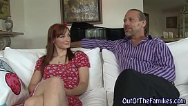 Real stepdaughters anal...