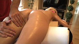 Tessa Taylor massage...