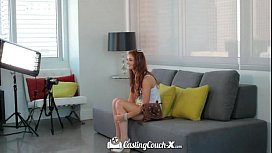 HD - CastingCouch-X Amateur cock sucker Ava Sparxx is auditioning for porn - XVIDEOS.COM.FLV