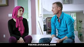 TeensLoveAnal - Cute Muslim Teen...