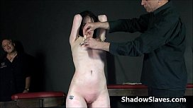 Faes breast whipping punishment...