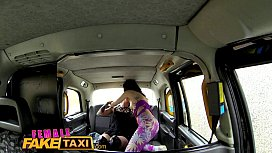 Female Fake Taxi Sexy...