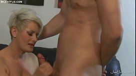 Two Milf and one...
