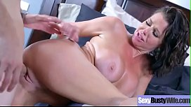 (Veronica Avluv) Big Juggs Horny Wife Like Hard Style Sex Action Clip-30
