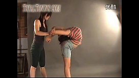 Contortion Stretching Compilation...