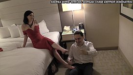 Ballbusting: Ms. Morgan Chase...