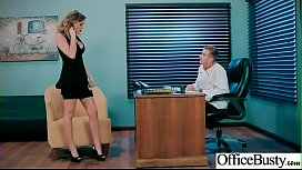 Big Melon Tits Girl (Alexis Adams) Love hardcore Sex In Office video-01