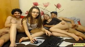 Live sex cams - raunchy...