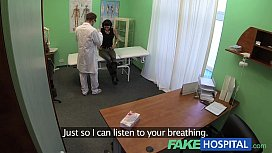 FakeHospital Smart mature sexy...
