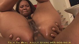 Darkko Babes Big Booty Ebony Babe Rides A Monster Black Cock
