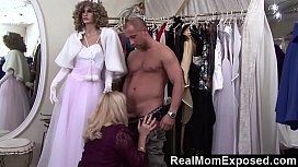 RealMomExposed - Lascivious milf gets...