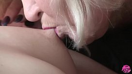 LACEYSTARR - Close-up Lesbian Intensity with Mona Summers