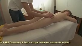 Petite Young Teen Gets...