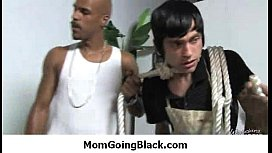 See my mom going black 9