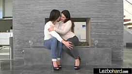 (Valentina Nappi &amp_ Leah Gotti) Lesbian Lovely Teen Girl In Sex Action Tape movie-29