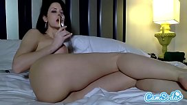Emily Addison redhead with...