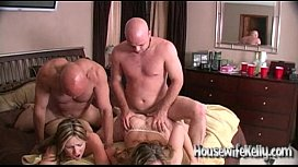 Wife Swapping with 2 Swinging Couples xnxx image