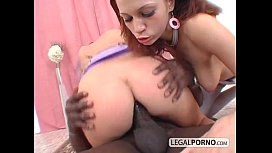 Black dick creampies hot round butts GB-16-02