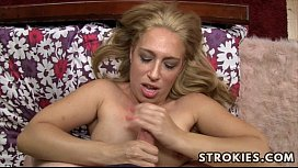 STROKIES Stevie Lix Handjob xxx video