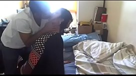 Hot Indian housewife secret sex with bf