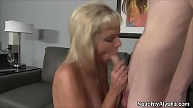 Mature wife fucked by...