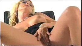 Sindy Lange squirts riding...