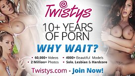 Twistys - Abigail Mac starring...