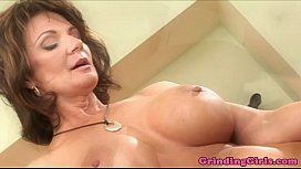 Kristal Summers fingered by...