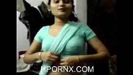 Indian Girl in Saree...